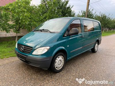 brugt Mercedes Vito 111CDI Moxt 5-Locuri An 2006