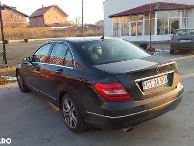 second-hand Mercedes C250