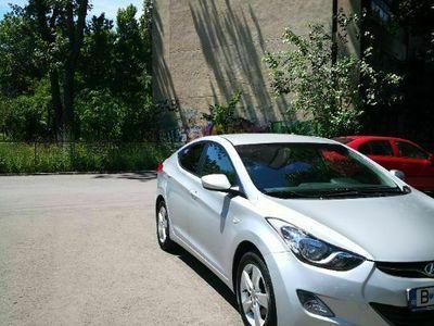 second-hand Hyundai Elantra 1.6