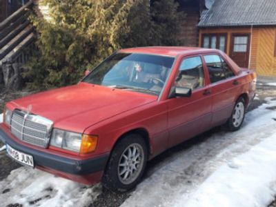 second-hand Mercedes 190 D 1992