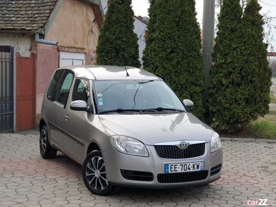 second-hand Skoda Roomster 1.4 TDi 80 Cp Euro 4 Facelift 2007