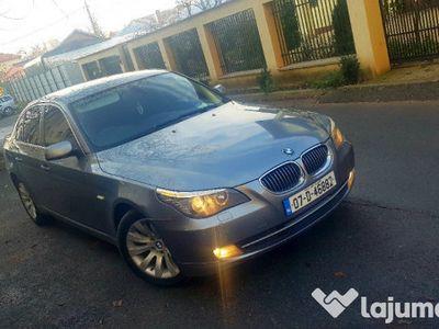 second-hand BMW 530 D facelift pe joystick