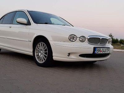 second-hand Jaguar X-type 2008,2.0 diesel,alb perlat,prop,variante+/-