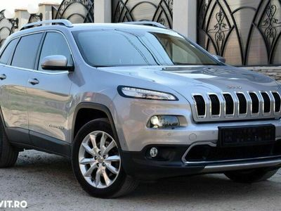 second-hand Jeep Cherokee 2.2