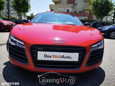 second-hand Audi R8 Coupé din 2015