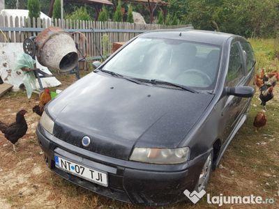 second-hand Fiat Punto 1200cc 2002