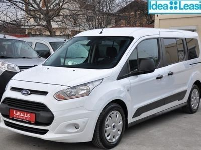 second-hand Ford Transit 2014