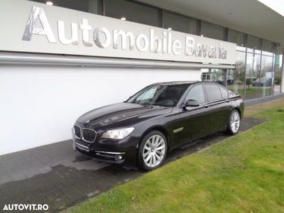 second-hand BMW 740 Seria 7