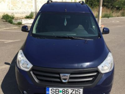 second-hand Dacia Dokker Van 1.5 dci 90 cp Ambiance