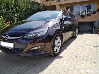 second-hand Opel Astra SportTourer 1.6 tdi 136CP