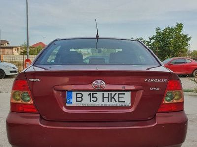 second-hand Toyota Corolla MK1