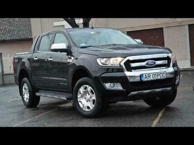 second-hand Ford Ranger LIMITED 4x4