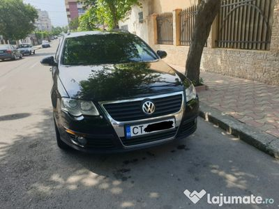 second-hand VW Passat 2.0 DSG
