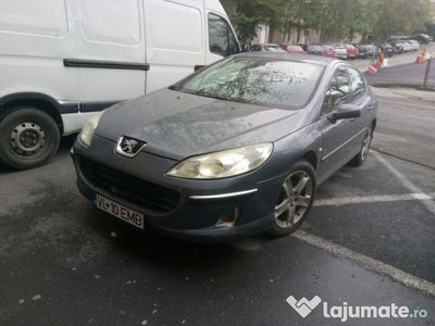 second-hand Peugeot 407 2.0 hdi 136 cp full fiscal