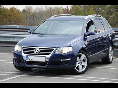 second-hand VW Passat 4Motion