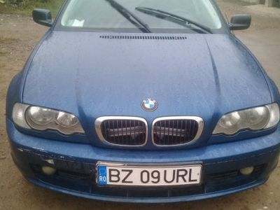 second-hand BMW 318