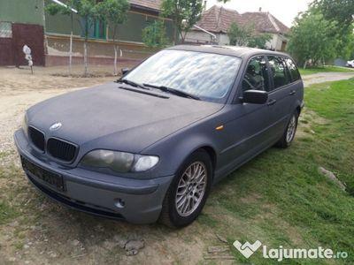 second-hand BMW 320 D, 150 c.p. an 2003 6+1 trepte, fara acte