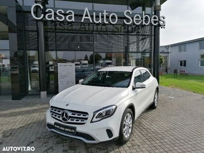 second-hand Mercedes GLA200