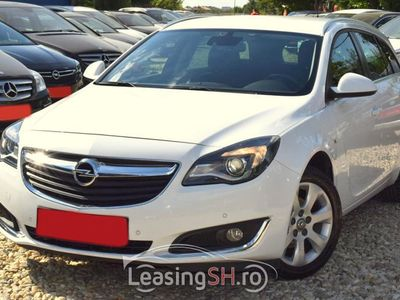 second-hand Opel Insignia A din 2016