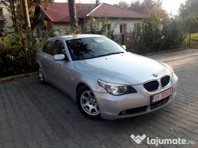 second-hand BMW 530 d e60 remap