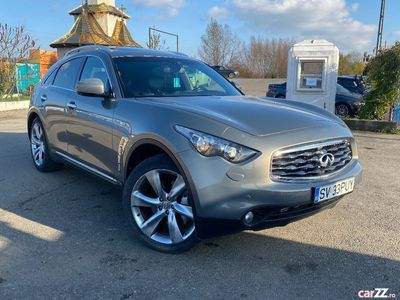 second-hand Infiniti Fx30 S 2011 extra full accept variante !!!
