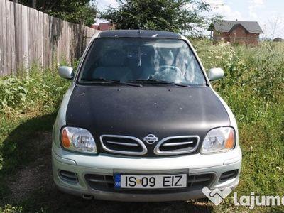 second-hand Nissan Micra 2001 benzina