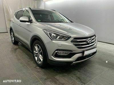 second-hand Hyundai Santa Fe 2.2