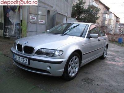 second-hand BMW 320 2002