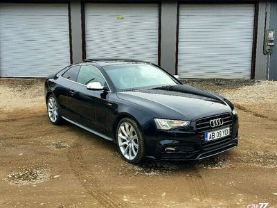 second-hand Audi S5 Original Supercharged 3.0 TFSI 333 Cp 2014 Facelift
