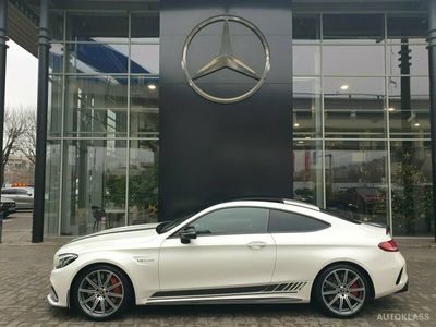 second-hand Mercedes C63 AMG AMG Coupe