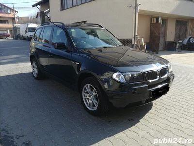 second-hand BMW X3 2006