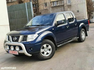 second-hand Nissan Navara