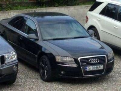 second-hand Audi A8 Facelift 2007 3.0 diesel