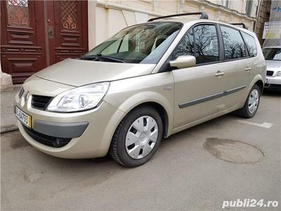 second-hand Renault Grand Scénic 1.9 DCi 7 Locuri An 2006