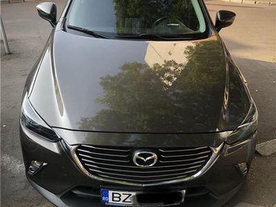 second-hand Mazda CX-3 awd skyactive tehnology în garanție