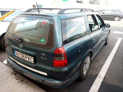 second-hand Opel Vectra B caravan, 1.8i, 16V, 125 C.P.