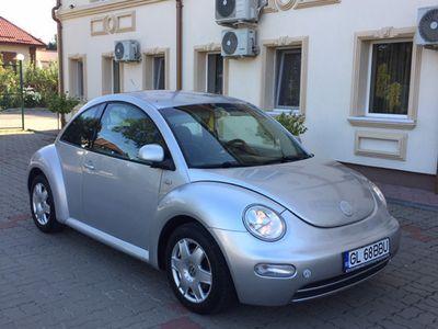 second-hand VW Beetle benzina 1,6 SR