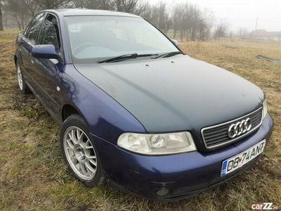 second-hand Audi A4 2001 1.6Benzina Volan Dreapta