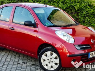 used Nissan Micra 1.5Dci euro4 import Germania
