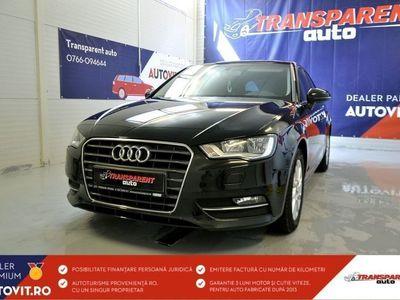 second-hand Audi A3 din 2016