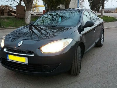 second-hand Renault Fluence benzina 2012