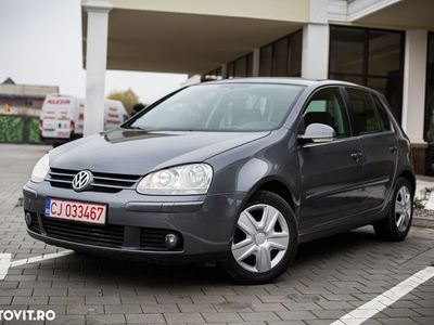 second-hand VW Golf 1.9