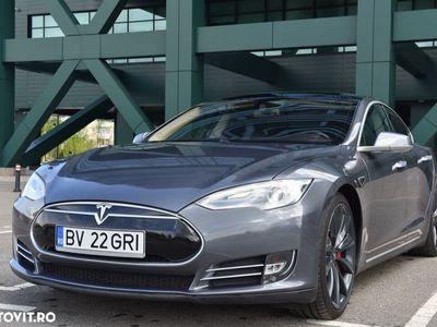 second-hand Tesla Model S P85D