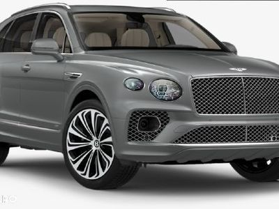 second-hand Bentley Bentayga