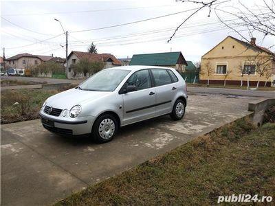 second-hand VW Polo an 2004 benzina 1.2 clima e4 adus recent germania