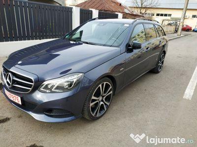 second-hand Mercedes E250 Bluetec 204cp 9Gtronic