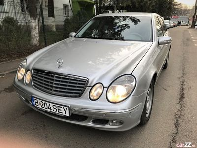 second-hand Mercedes E200 Kompressor w211 Elegance