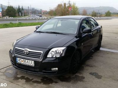 second-hand Toyota Avensis 1.6