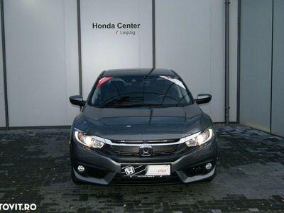 second-hand Honda Civic 1.6
