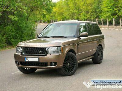 second-hand Land Rover Range Rover evoque autobiography variante +/-